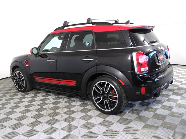 2018 MINI Cooper Works Countryman ALL4