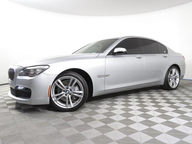 2014 BMW 7-Series 740i