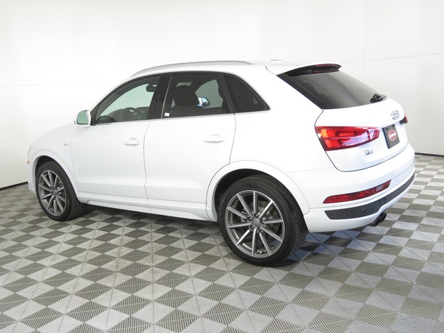 2018 Audi Q3 2.0T Sport Prem Plus
