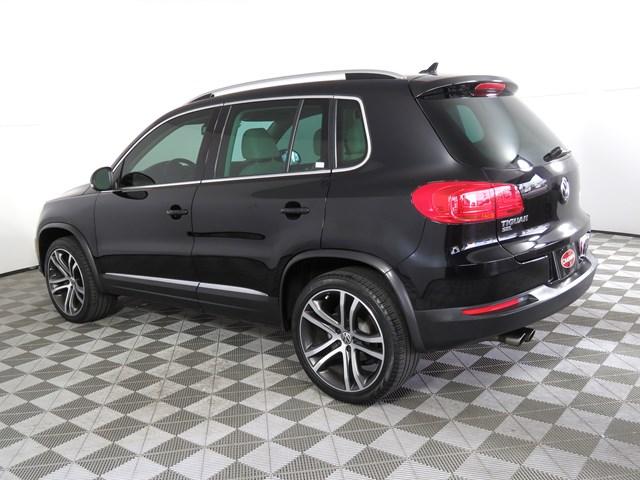 2017 Volkswagen Tiguan 2.0T SEL