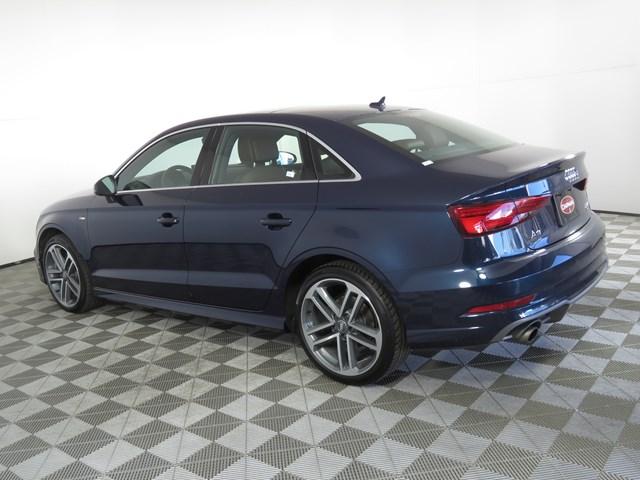 2018 Audi A3 2.0T quattro Prem Plus