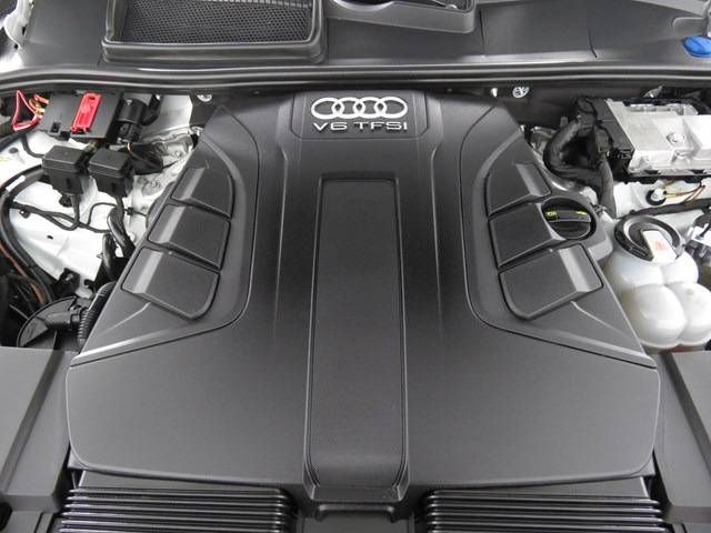 2017 Audi Q7 3.0T quattro Prem Plus