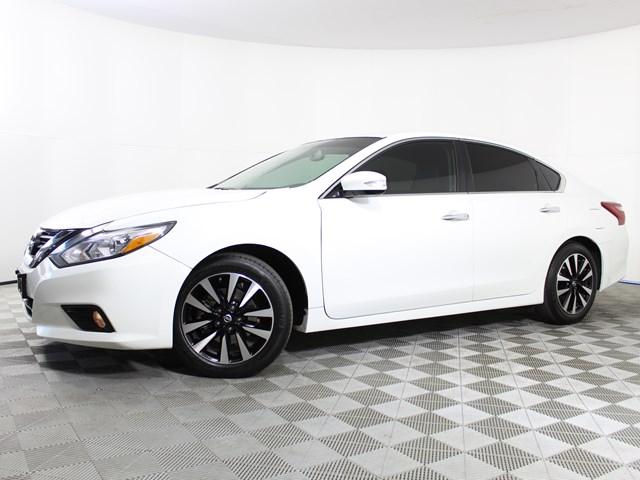 Used 2018 Nissan Altima 2.5 SL