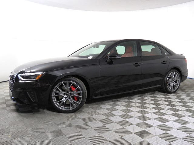 2021 Audi S4 3.0T quattro Premium Plus