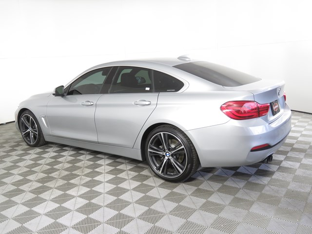 2018 BMW 4-Series 430i Gran Coupe