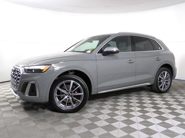 2021 Audi SQ5 3.0T quattro Premium Plus