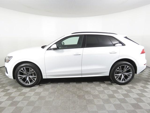 2021 Audi Q8 3.0T quattro Premium