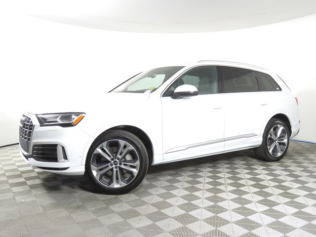 2021 Audi Q7 3.0T quattro Premium Plus