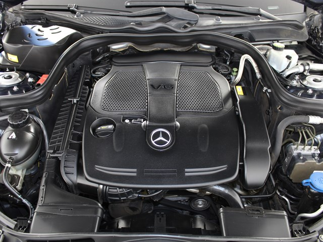 2014 Mercedes-Benz E-Class E 350 4MATIC