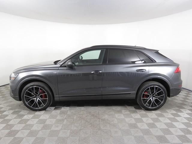 2021 Audi Q8 3.0T quattro Premium Plus