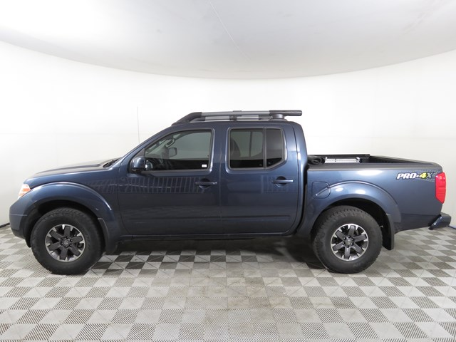 Used 2014 Nissan Frontier PRO-4X Crew Cab