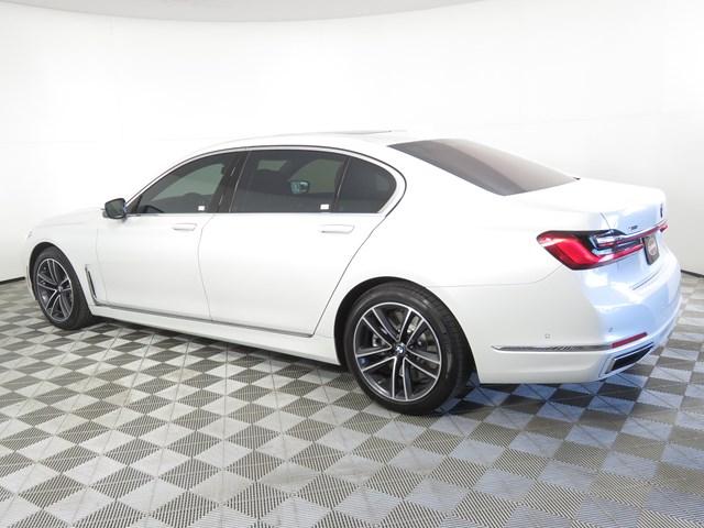 2021 BMW 7-Series 750i xDrive