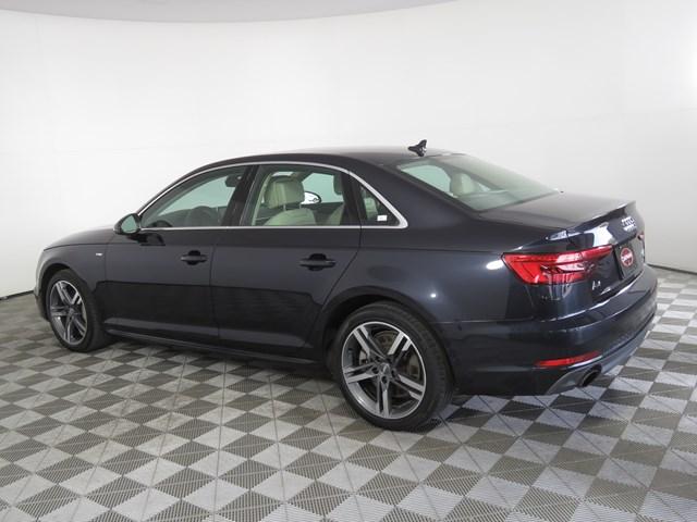 Used 2017 Audi A4 2.0T quattro Prem Plus