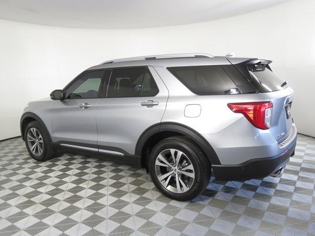 Used 2020 Ford Explorer Platinum