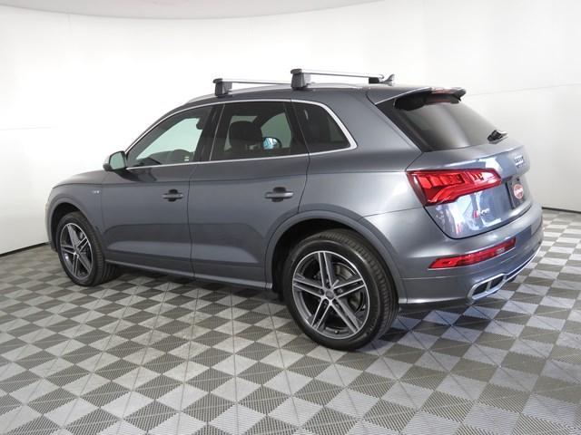 2018 Audi SQ5 3.0T quattro Prem Plus