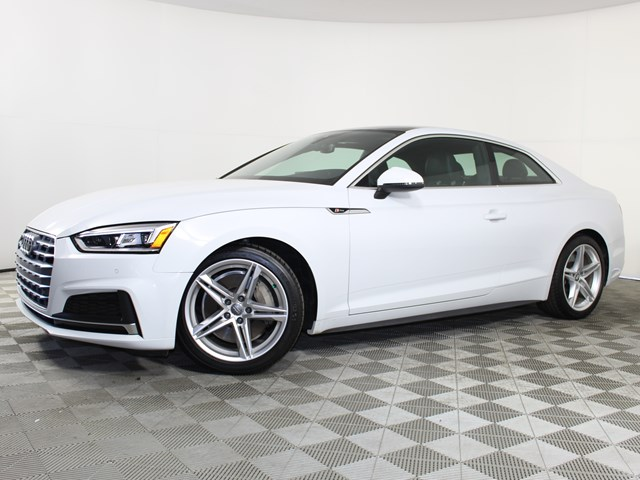 2018 Audi A5 2.0T quattro Premium Plus