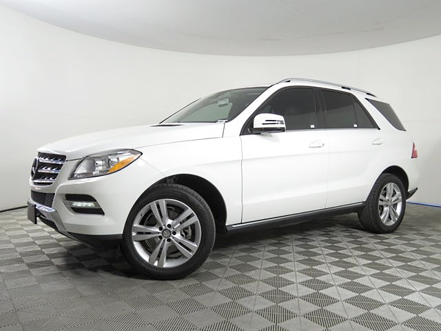 Used 2014 Mercedes-Benz M-Class ML 350