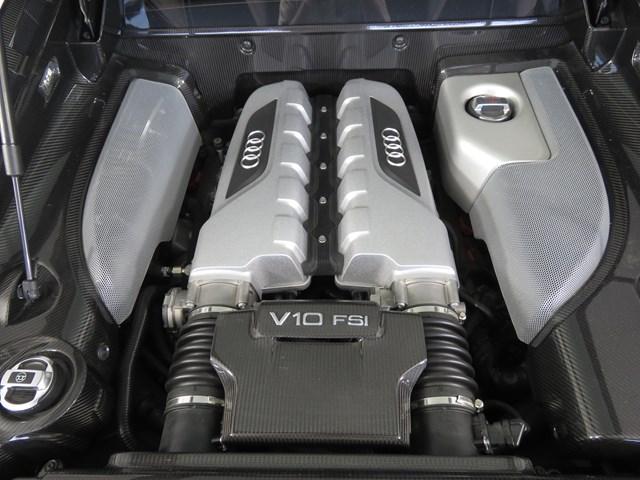2012 Audi R8 5.2 quattro