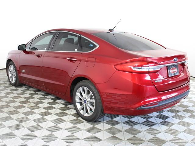 Used 2017 Ford Fusion Energi SE Luxury