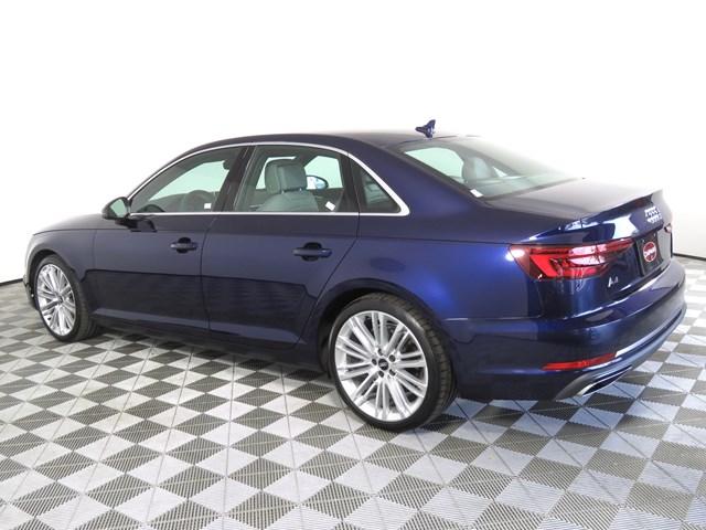 2019 Audi A4 2.0T Prem Plus