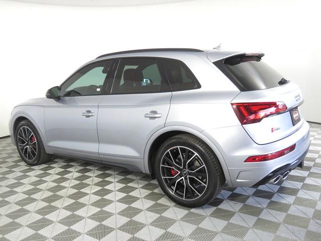 2021 Audi SQ5 3.0T quattro Prem Plus