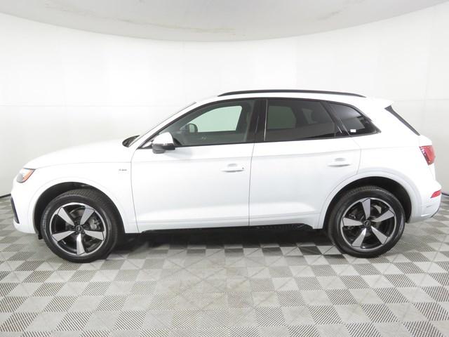 2022 Audi Q5 2.0T quattro Premium Plus S line