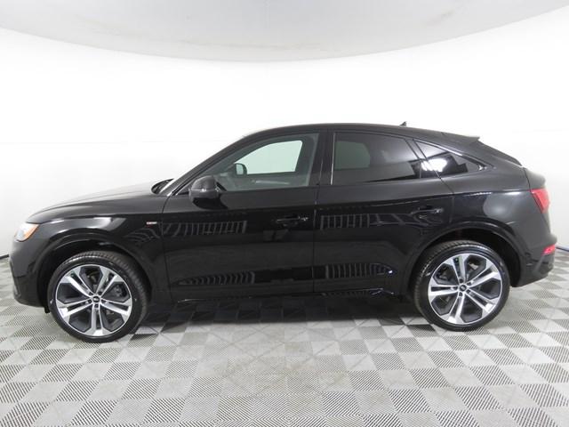 2022 Audi Q5 Sportback 2.0T quattro Premium Plus S line