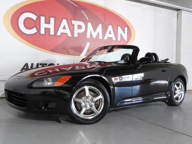 Used 2002 Honda S2000 Kd187530a Chapman Honda