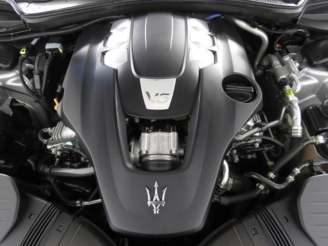 2018 Maserati Ghibli GranSport