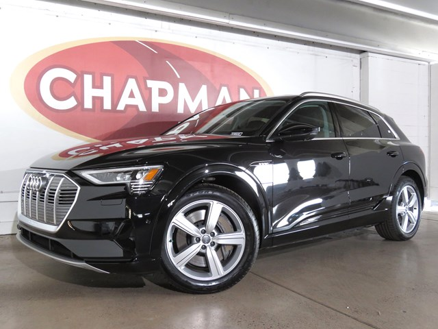 2019 Audi e-tron quattro Premium Plus 1-Speed Direct-Drive Automatic AWD