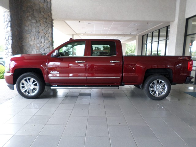 2017 chevrolet silverado 1500 crew cab high country 4wd for sale stock 17071 chapman payson. Black Bedroom Furniture Sets. Home Design Ideas
