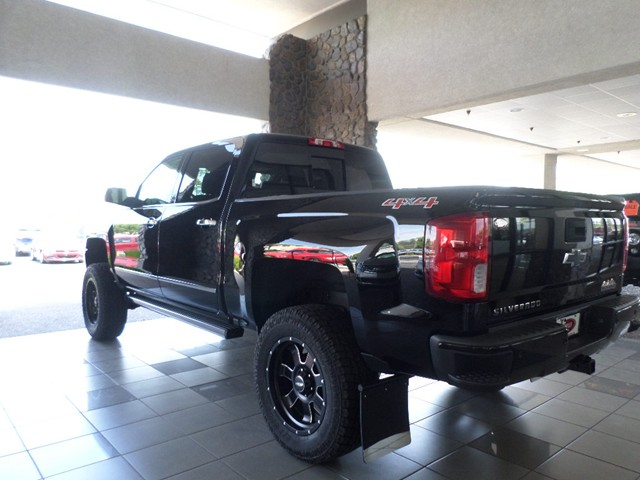 2017 chevrolet silverado 1500 crew cab high country 4wd for sale stock 17073 chapman payson. Black Bedroom Furniture Sets. Home Design Ideas