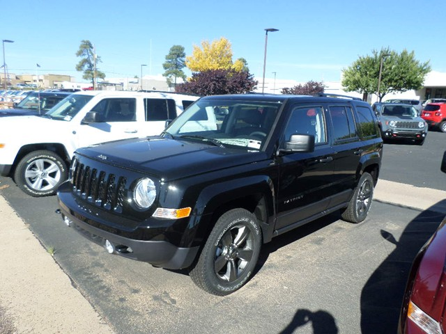 2017 jeep patriot sport se for sale stock 17506 chapman payson auto center. Black Bedroom Furniture Sets. Home Design Ideas