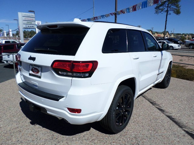 2017 jeep grand cherokee altitude for sale stock 17557 chapman payson auto center. Black Bedroom Furniture Sets. Home Design Ideas