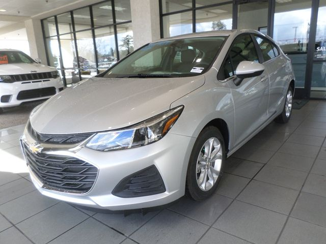 2019 Chevrolet Cruze LT 6-Speed Automatic w/Manual Shift FWD