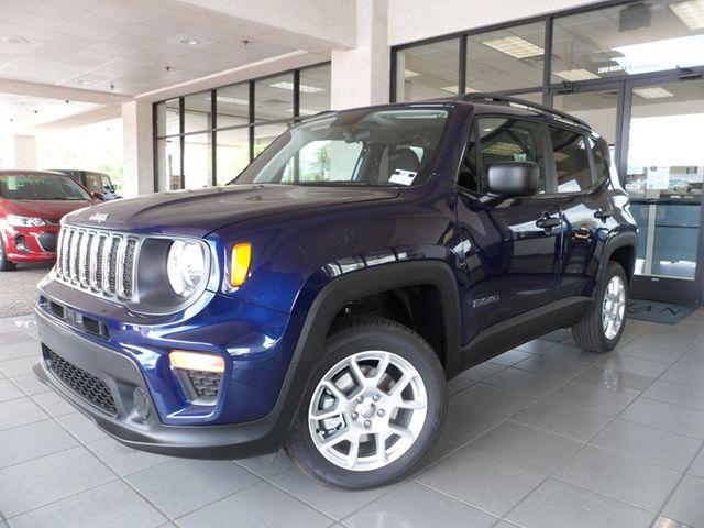 New 2019 Jeep Renegade Sport