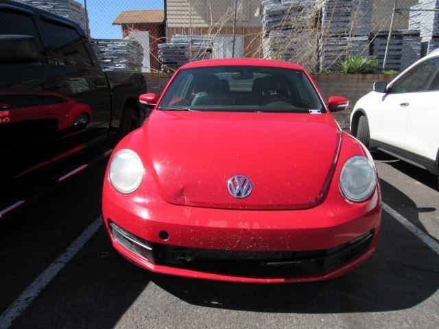 Used 2012 Volkswagen Beetle 2.5L PZEV