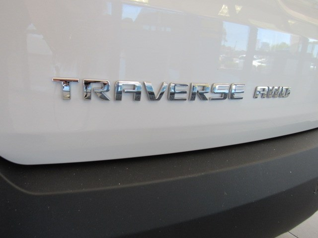 New 2020 Chevrolet Traverse 1LT Cloth 4WD