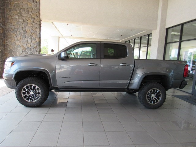New 2020 Chevrolet Colorado 4ZR2 4WD