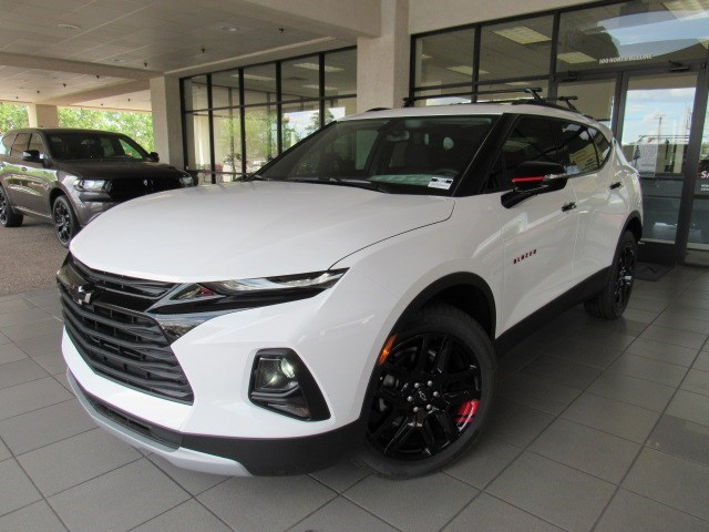 New 2020 Chevrolet Blazer 2LT Cloth