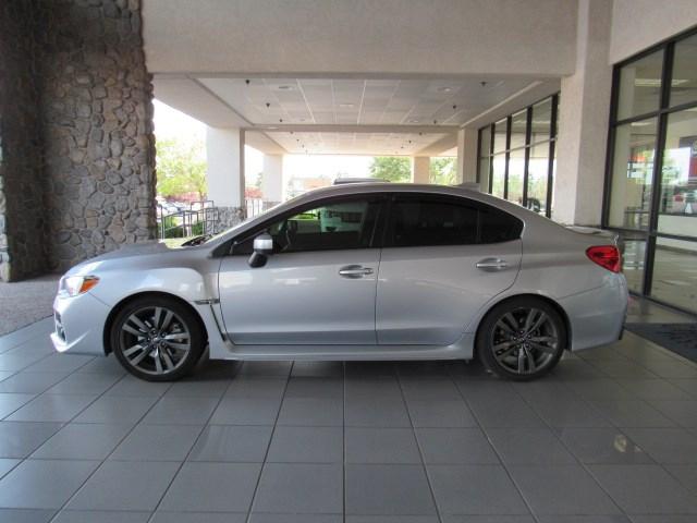 Used 2017 Subaru WRX Premium AWD