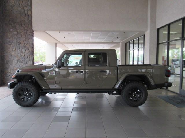 New 2020 Jeep Gladiator Mojave