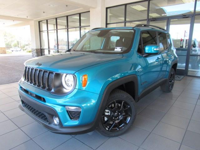New 2020 Jeep Renegade Altitude