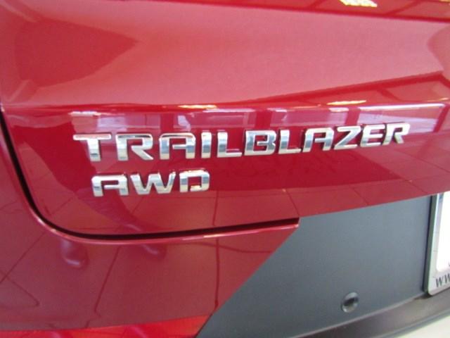 2021 Chevrolet Trailblazer 1LT 4WD