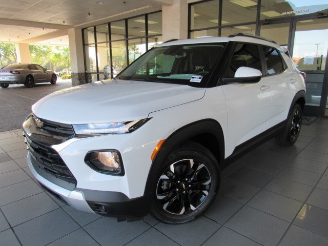 2021 Chevrolet Trailblazer 1LT