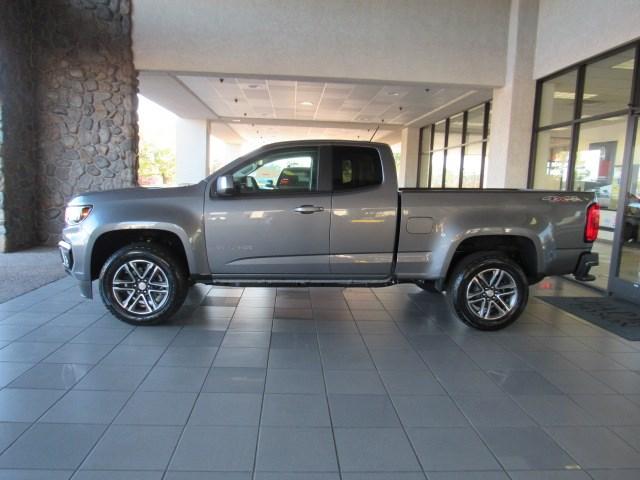 New 2021 Chevrolet Colorado Work Truck 4WD