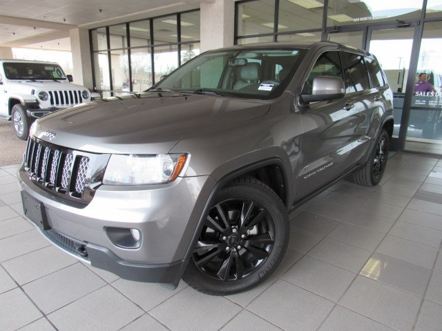Used 2013 Jeep Grand Cherokee Altitude 4WD
