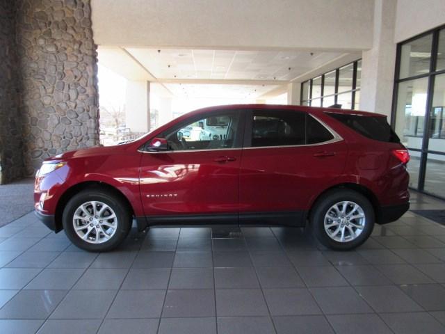 New 2021 Chevrolet Equinox 1LT 4WD