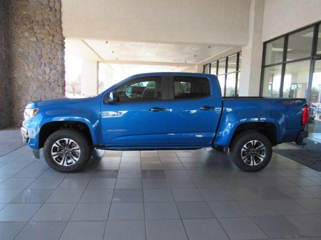 2021 Chevrolet Colorado 4Z71 4WD