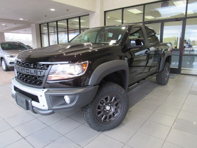2021 Chevrolet Colorado 4ZR2 4WD